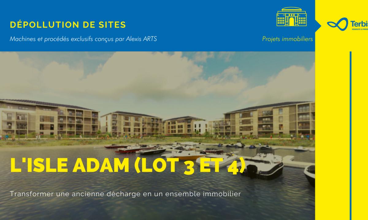 L'Isle Adam Lot 3 & 4 – EIFFAGE