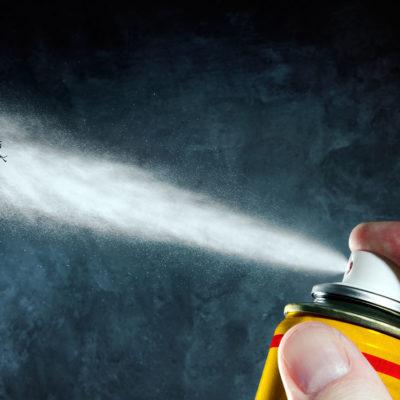 L'exposition aux pesticides à domicile