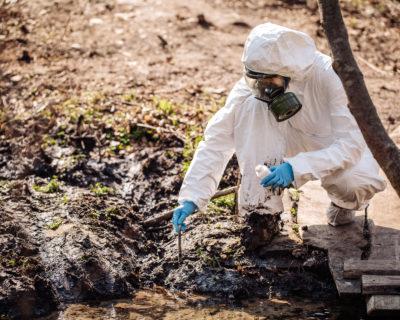 Commission d'enquête sur la pollution des sols